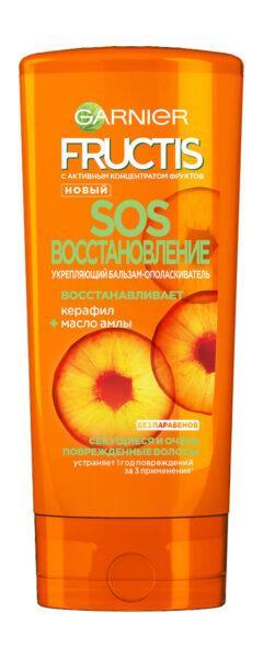 Garnier Fructis SOS восстановление Укрепляющий бальзам-ополаскиватель