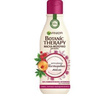"GARNIER Маска-Молочко ""Botanic Therapy Укрепляющее касторовое масло"""