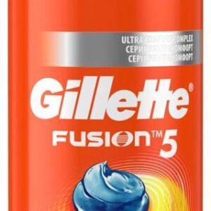 Гель для бритья Gillette Fusion для чувствительной кожи