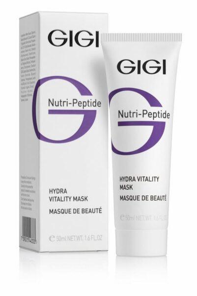 GIGI Маска NP Hydra Vitality Beauty Mask Красоты Пептидная Увлажняющая