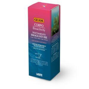 GUAM Крем Corpo от Растяжек Биоактивный с Гликолевой Кислотой