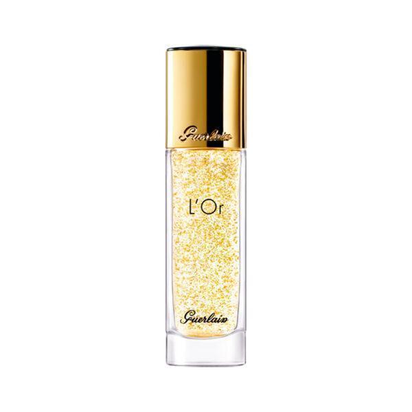 GUERLAIN Основа для макияжа с натуральным золотом L'or Radiance
