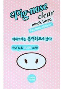 Holika Holika Полоска Pig-nose Clear Black Head Perfect Sticker Очищающая для Носа