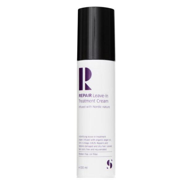 INSHAPE Крем для волос восстанавливающий несмываемый