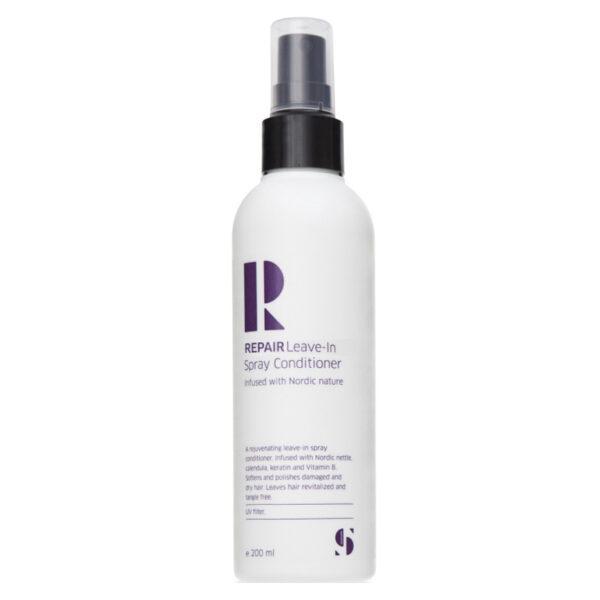 INSHAPE Спрей-кондиционер для волос восстанавливающий несмываемый