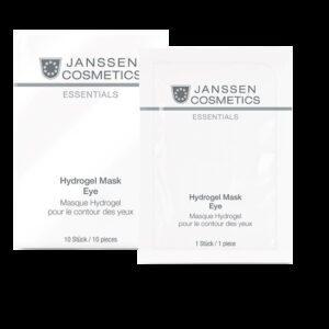 JANSSEN COSMETICS Гидрогель-Патчи Hydrogel Mask Eye для Кожи вокруг Глаз Укрепляющие