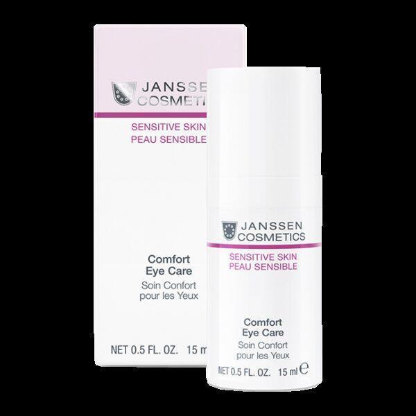 JANSSEN COSMETICS Крем Comfort Eye Care для Чувствительной Кожи вокруг Глаз