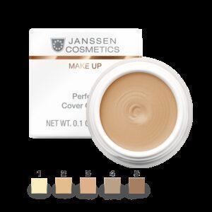 JANSSEN COSMETICS Крем-Камуфляж Perfect Cover Cream Тональный Тон 1