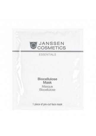 JANSSEN COSMETICS Лифтинг-Маска Biocellulose Mask Интенсивно-увлажняющая (Биоцеллюлозная)