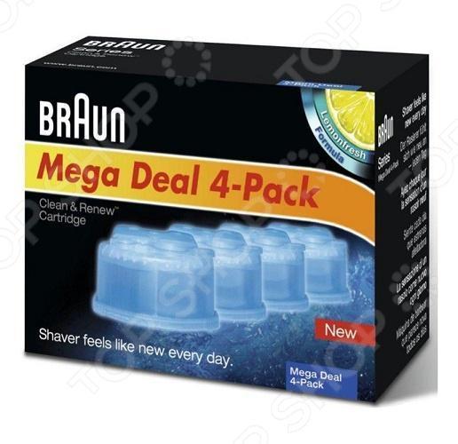 Картридж для бритвы Braun CCR 4