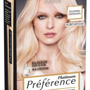 Краска для волос L'Oreal Paris Preference платина ультраблонд