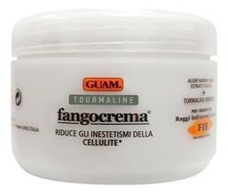 Крем антицеллюлитный разогревающий с микрокристаллами Турмалина Tourmaline Fangocrema 300мл