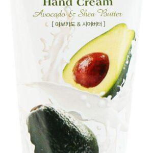Крем для рук FarmStay тропические фрукты с авокадо и маслом ши