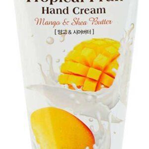 Крем для рук FarmStay Тропические фрукты с манго и маслом ши