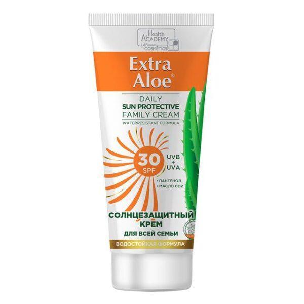 крем Extra Aloe солнцезащ. SPF30 водостойкий 100мл