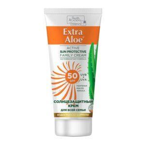 крем Extra Aloe солнцезащ. SPF50 водостойкий 100мл