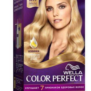 Крем-краска для волос Wella Color Perfect светло-русый тон 9/0