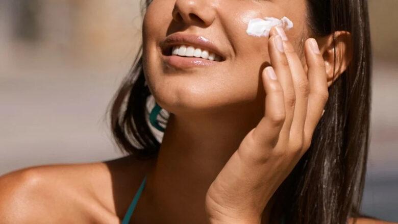 Как защитить кожу лица от солнца?