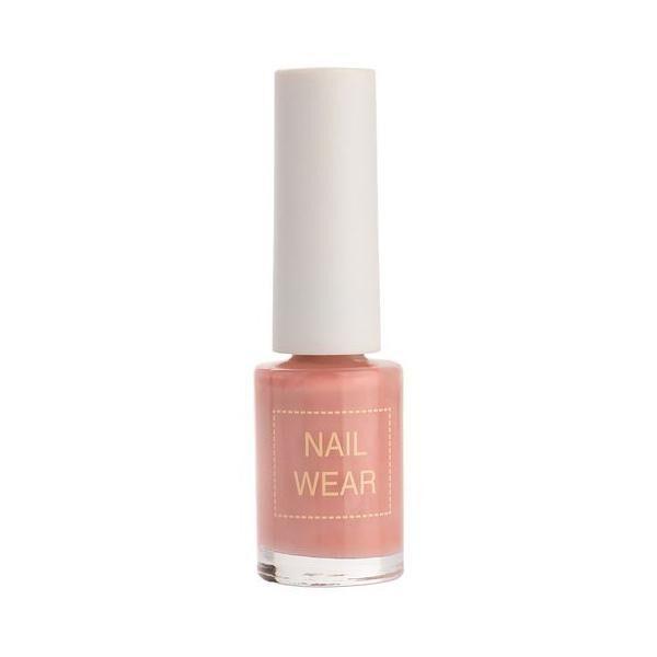 Лак для ногтей The Saem Nail Wear #78. Indy Pink 7 мл