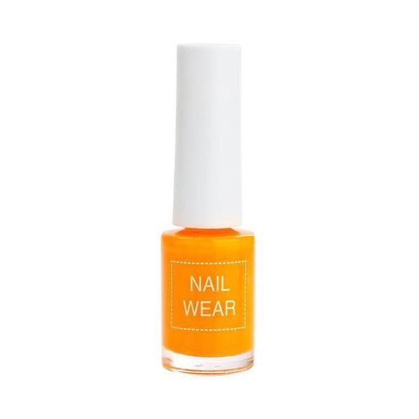 Лак для ногтей The Saem Nail Wear #85. Persimmon Orange 7 мл