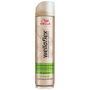 лак для волос WELLAFLEX 250 мл