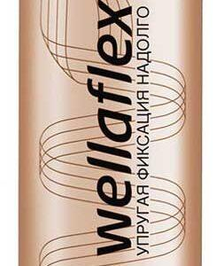 Лак для волос Wellaflex мгновенный объем