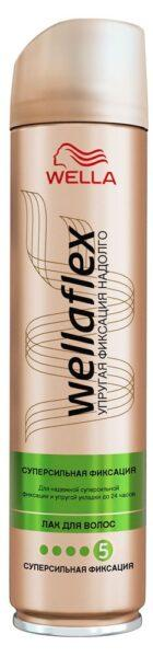 Лак для волос Wellaflex суперсильной фиксации