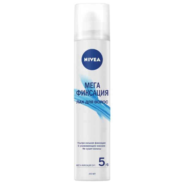 лак д/волос NIVEA Мега Фиксация 250мл