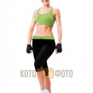 Леггинсы для похудения Bradex Body Shaper (XXXXL) (HOT SHAPERS)