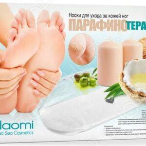 Маска для ног Bradex «Парафиновые носочки» с кокосовым маслом