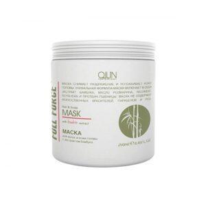 Маска для волос и кожи головы Ollin Professional Full Force