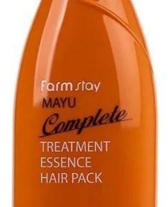 Маска для волос с лошадиным маслом FarmStay Mayu Complete Treatment Essence Hair Pack