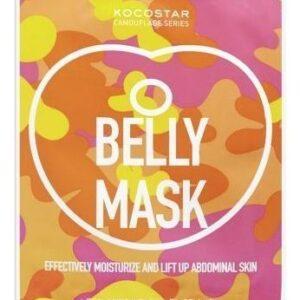 Маска для живота с термоэффектом для похудения Camouflage Belly Mask 9г