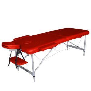 Массажный стол DFC NIRVANA Elegant Optima(Red)