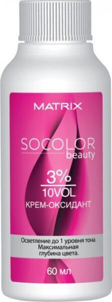 MATRIX Крем Cremes Oxydants Оксидант 3%