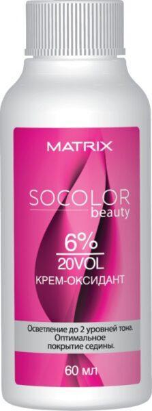 MATRIX Крем Cremes Oxydants Оксидант 6%