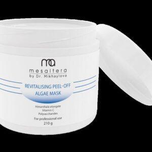 Mesaltera By Dr. Mikhaylova Маска Revitalising Peel- Off Algae Mask Ревитализирующая Альгинатная