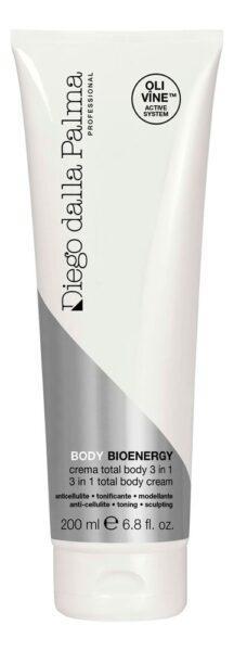 Моделирующий крем для тела 3 In 1 Total Body Cream 200мл