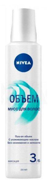 Мусс для волос Nivea Объём