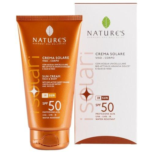 Nature's Isolari крем солнцезащитный SPF 50 150 мл