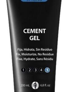 Nirvel Professional Гель Cement Gel Экстрасильной Фиксации Цемент