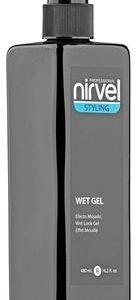 Nirvel Professional Гель Wet Look Gel для Укладки Волос с Мокрым Эффектом Средней Фиксации