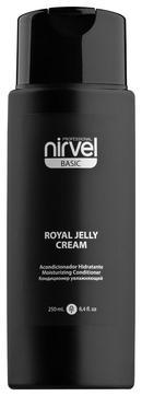 Nirvel Professional Кондиционер Royal Jelly Cream для Сухих и Окрашенных Волос