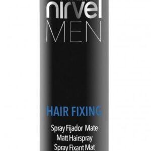 Nirvel Professional Лак Hair Fixing Матирующий для Волос Экстрасильной Фиксации