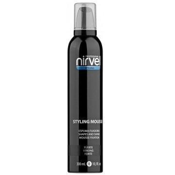 Nirvel Professional Мусс Curl Control для Создания Локонов Сильной Фиксации