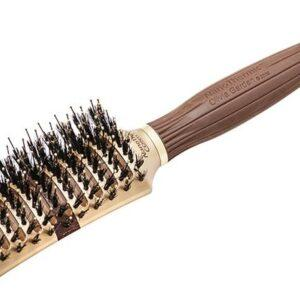 OLIVIA Garden Щётка для Волос Nano Thermic Contour Vent Combo