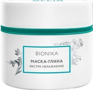 OLLIN PROFESSIONAL Маска-Глина BioNika Extra Moisturizing Экстра Увлажнение