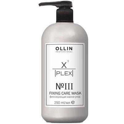 OLLIN PROFESSIONAL Маска-Уход №3 Fixing Care Mask Фиксирующая