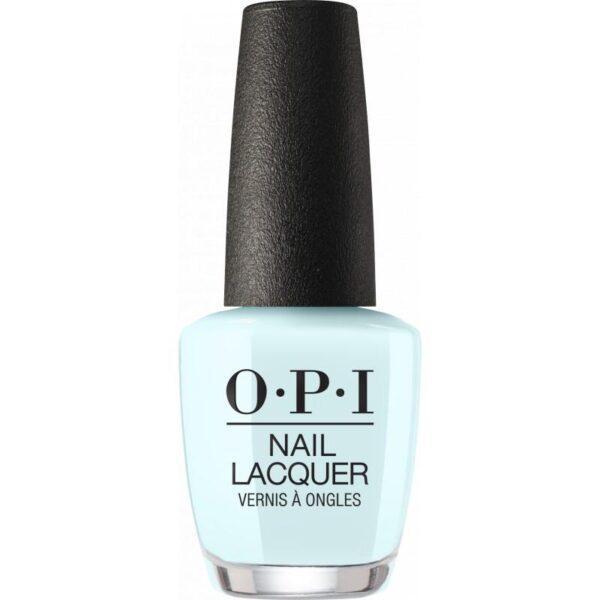 OPI Лак Classic NLM83 Mexico City Move mint для Ногтей