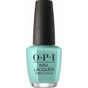 OPI Лак Classic NLM84 Verde Nice to Meet You для Ногтей